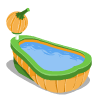Pumpkin Patch Bath