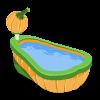 Pumpkin Patch Bath
