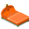 Pumpkin Patch Bed