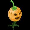 Pumpkin Patch Statue
