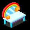 Rainbow Vanity