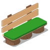 Redwood Forest Couch