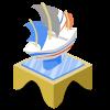 Sail Boats Statue