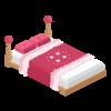 Ski Bunny Bed