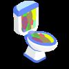 Theme Park Toilet