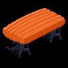 Pumpkin Patch Table