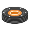 Hockey Rink Puck Plates