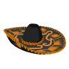 Mexico City Sombrero