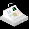 Ski Shop Cash Register