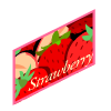 Strawberry Field Poster