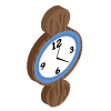 Treehouse Clock