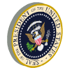 Washington DC Presidential Seal