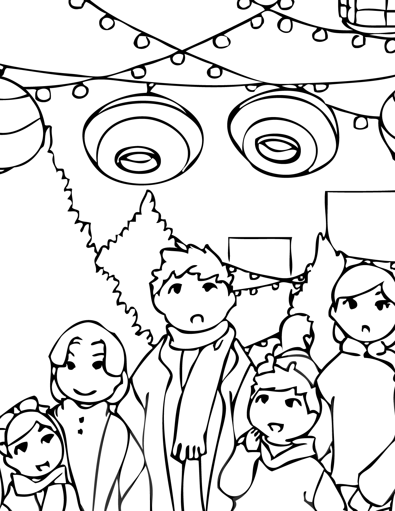 festival coloring pages - photo#32