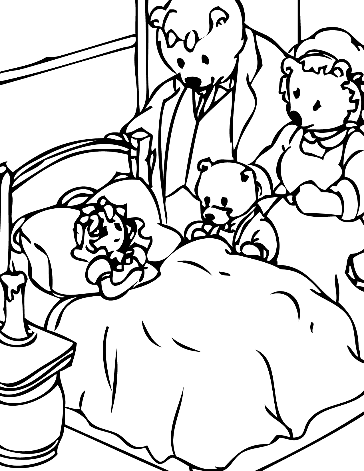 fairy tales coloring pages handipoints