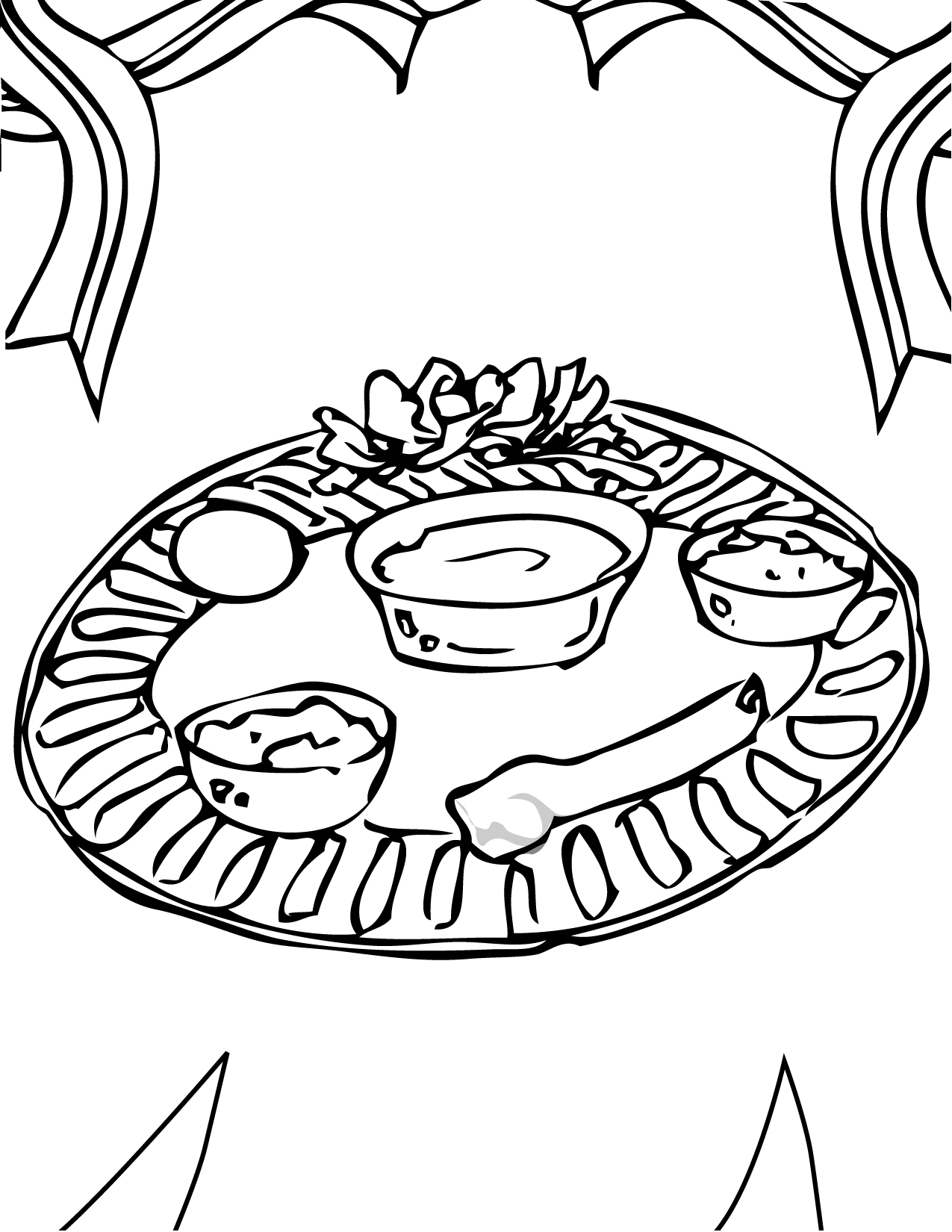 passover - Passover Coloring Pages Printable
