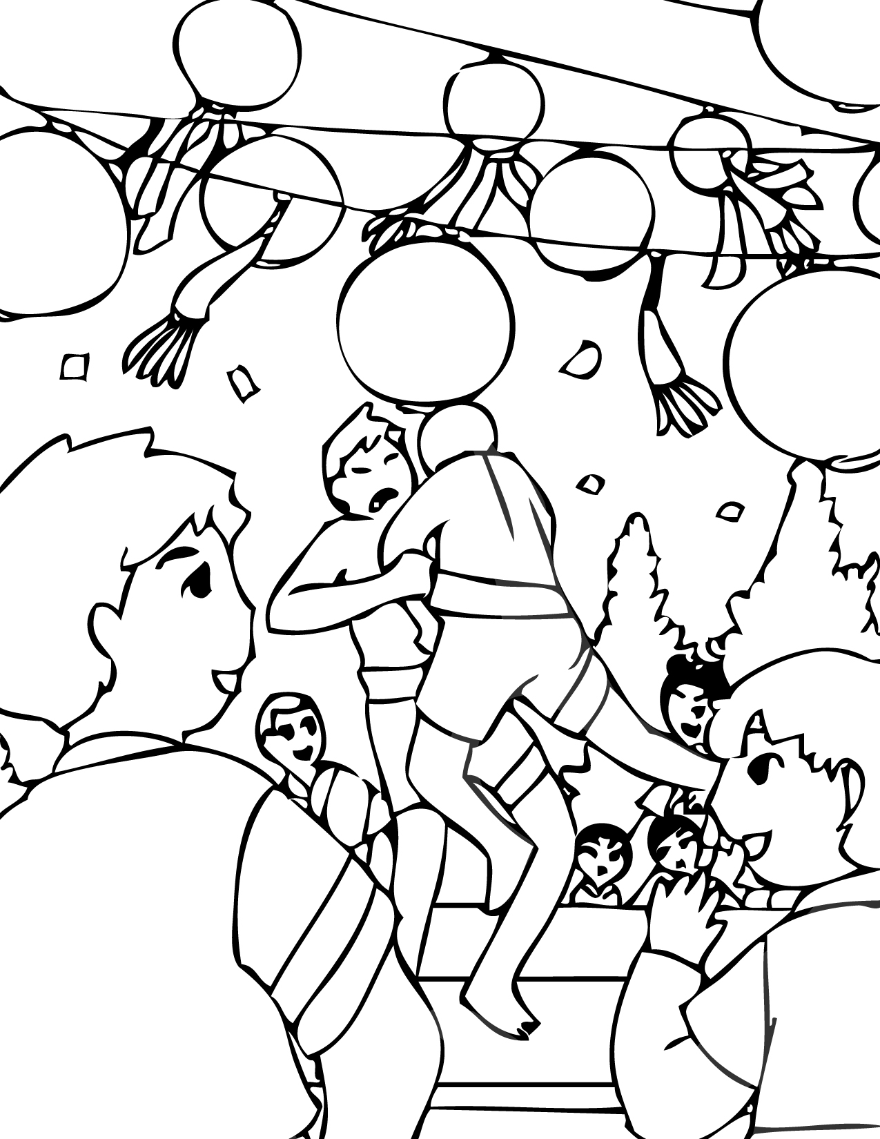dano coloring page handipoints