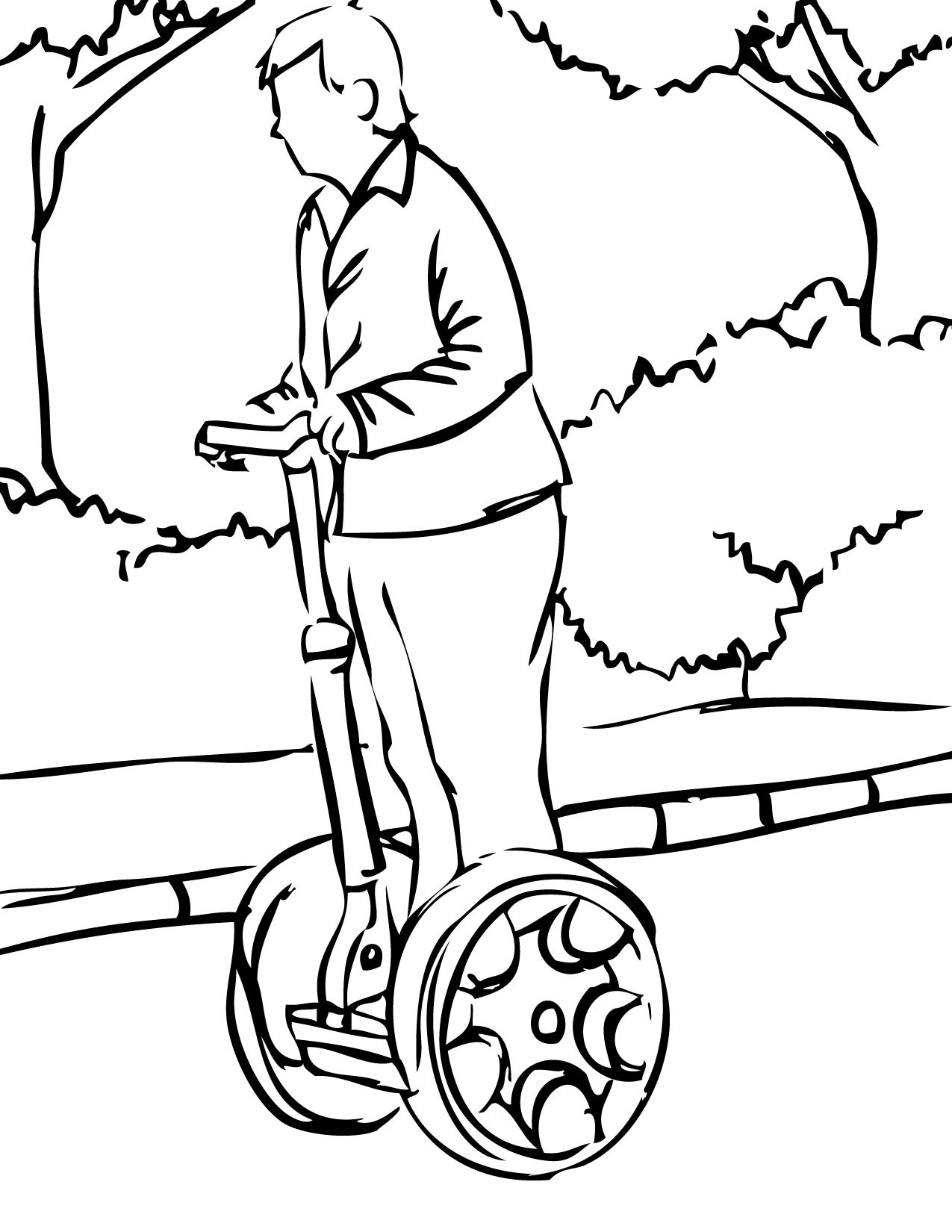Coloring sheet roll - Print This Page Things That Roll Coloring Pages Coloring Pages