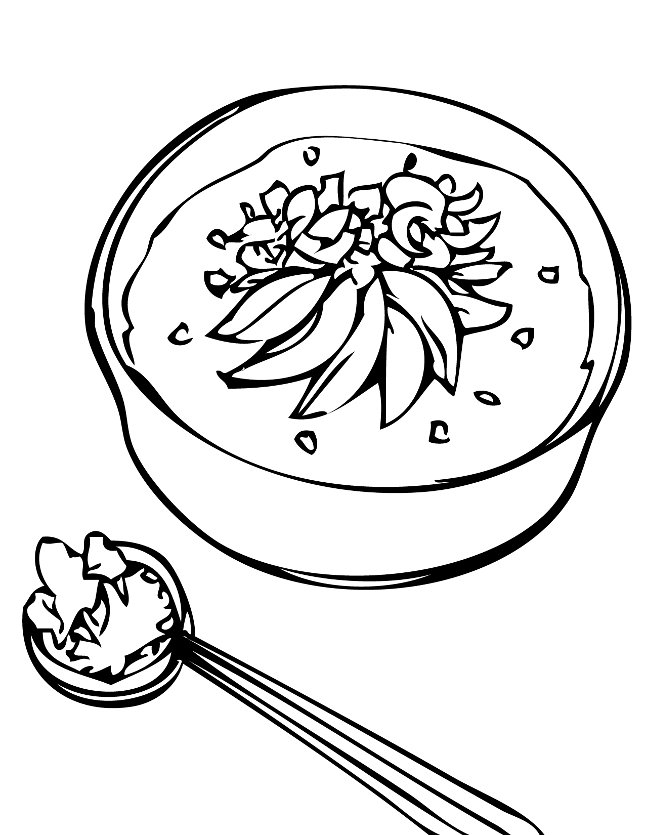 Congee (Rice porridge)