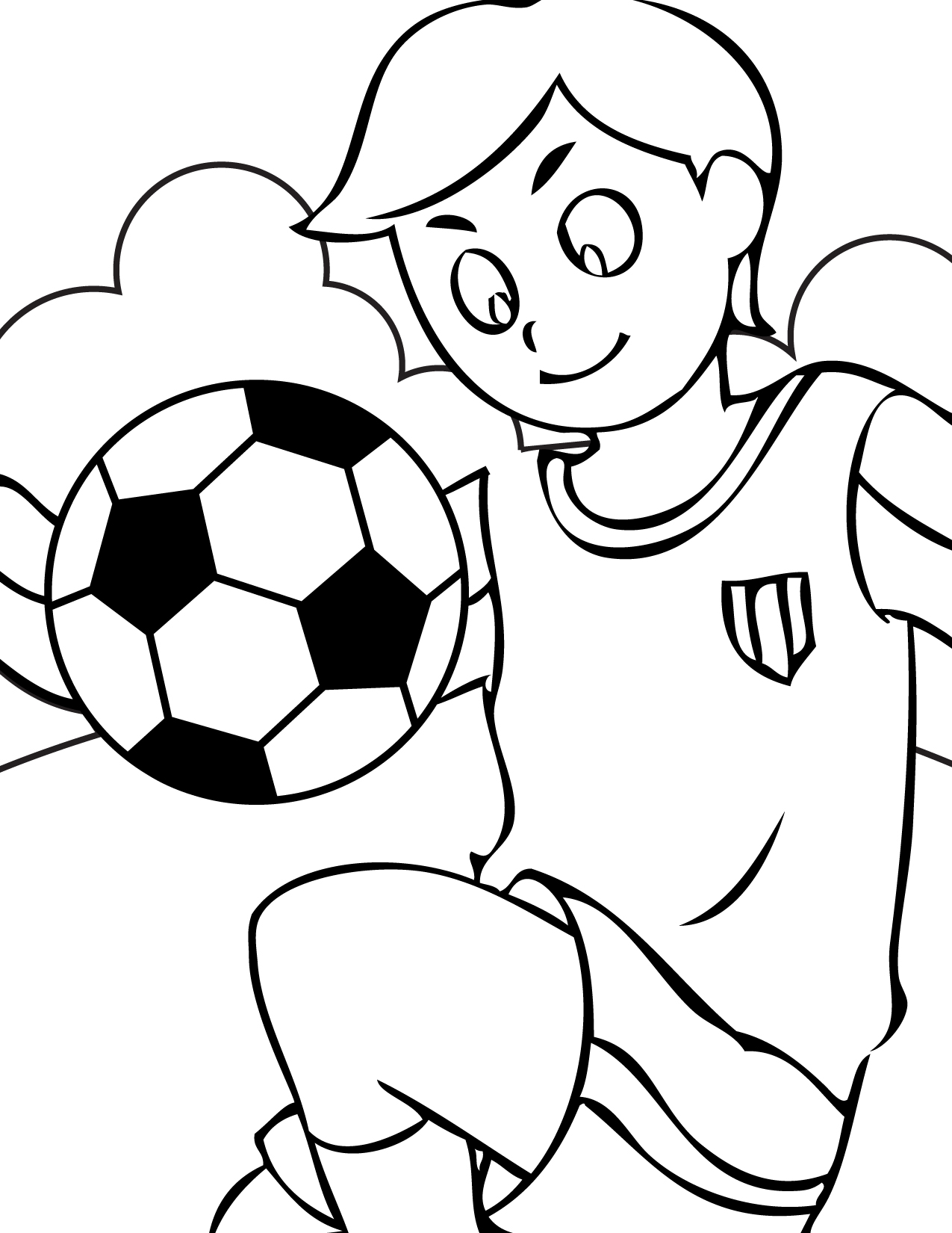 soccer coloring page handipoints on coloring pages about soccer
