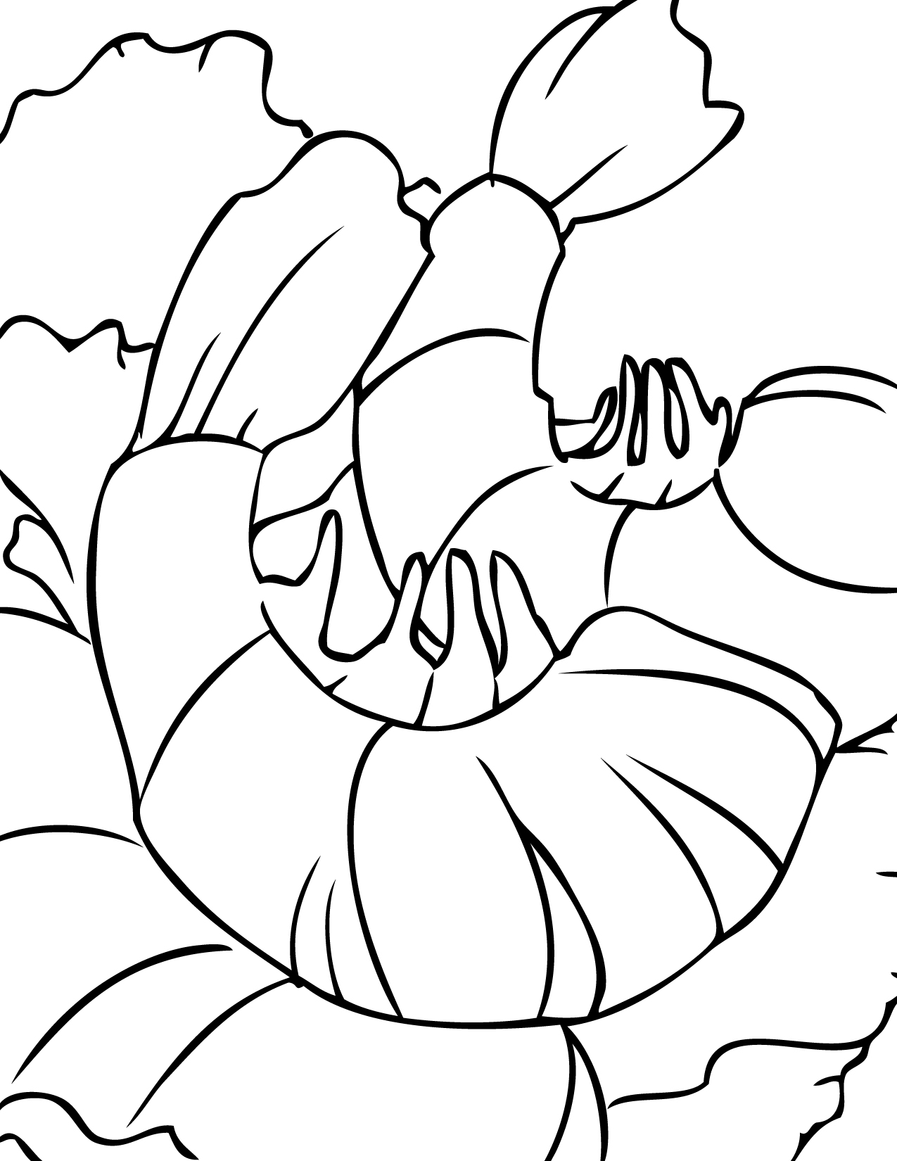 seafood coloring pages - photo#12