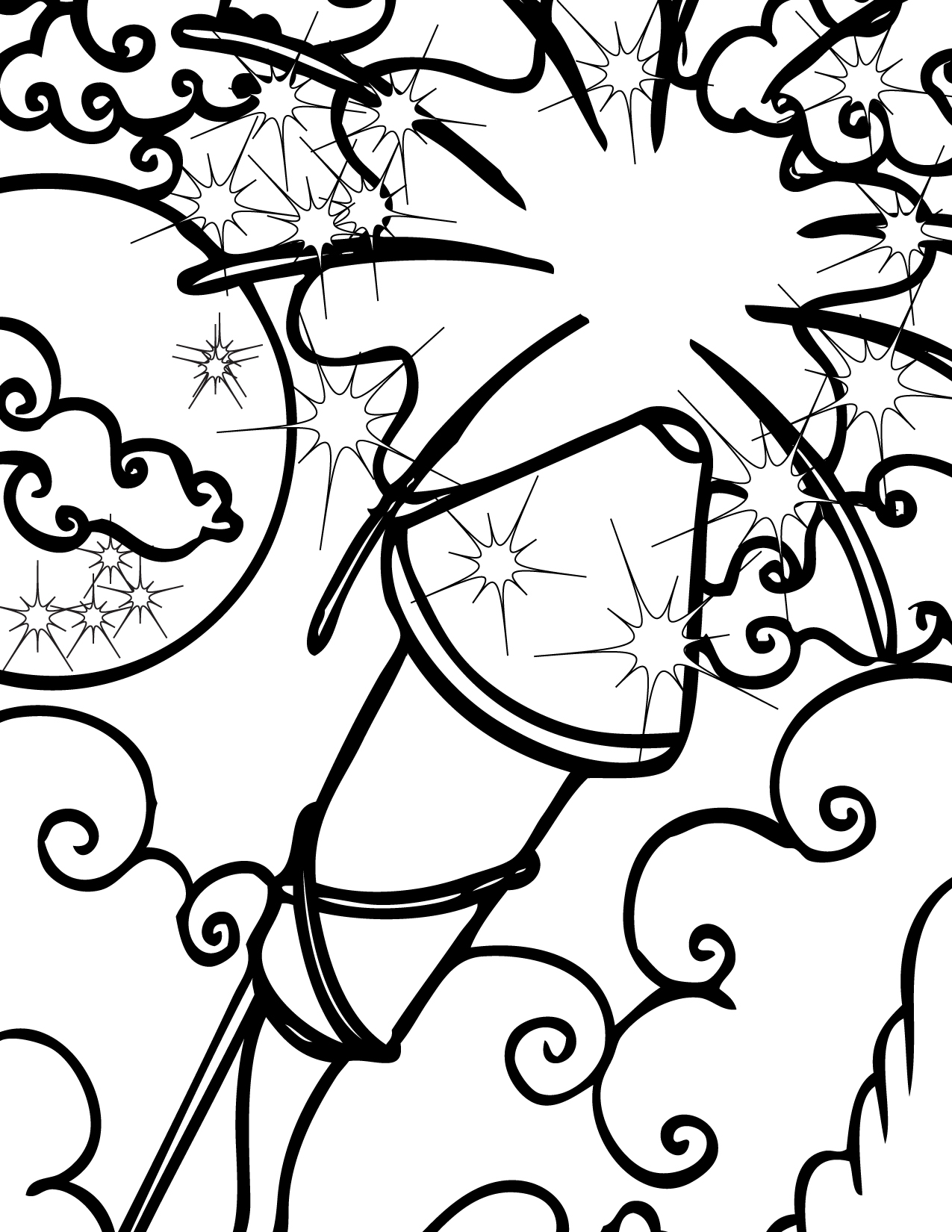 inventions coloring pages - photo#32