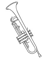 Musical Instruments Coloring Pages Handipoints