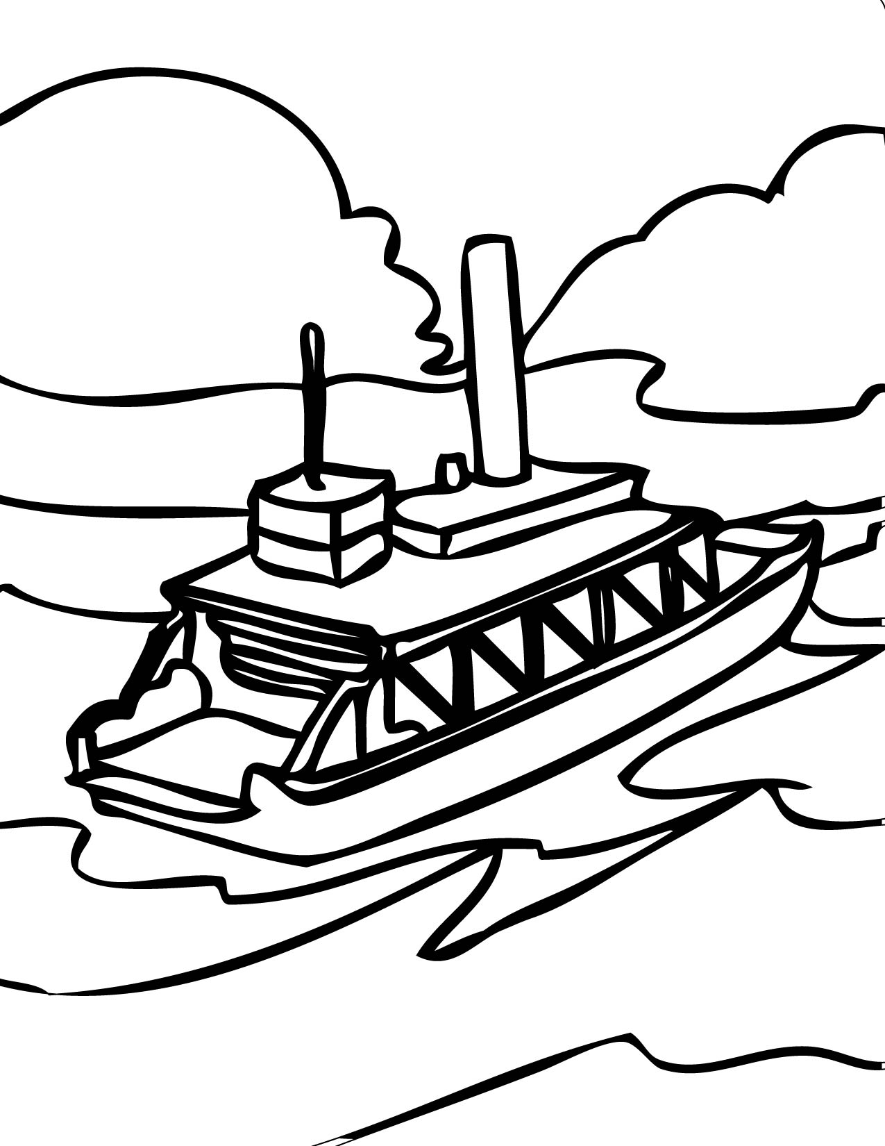 clipart ferry boat - photo #13